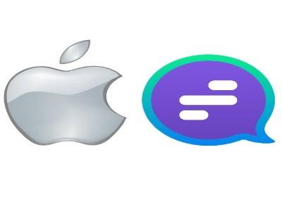 نسخه جدید پیام رسان گپ (v0.6) برای iOS منتشر شد.