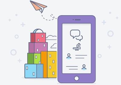 انتشار نسخه موبایلی گپ در بازار و اپ استور